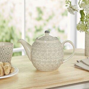 Pollard Ceramic Teapot