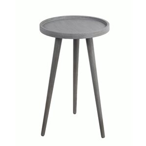 Batheaston Round Tray Top End Table by Mercury Row