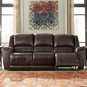 Strathmore Reclining Sofa by Red Barrel Studio