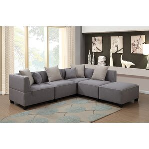 holly modular sectional