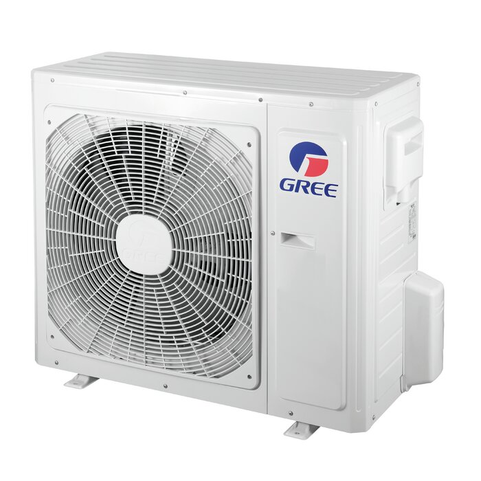 Livo 22,000 BTU Ductless Mini Split Air Conditioner with Heater and Remote