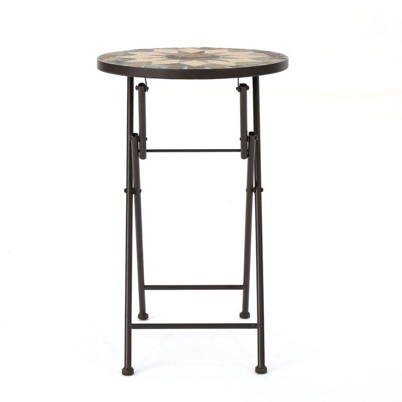 Rubicon Folding Side Table