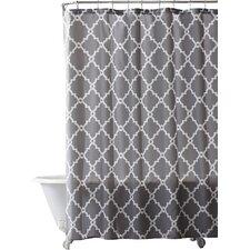 Burbank Microfiber Shower Curtain