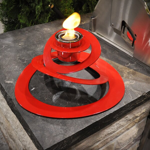 Ovia Bio Ethanol Tabletop Fireplace Amp Reviews Allmodern