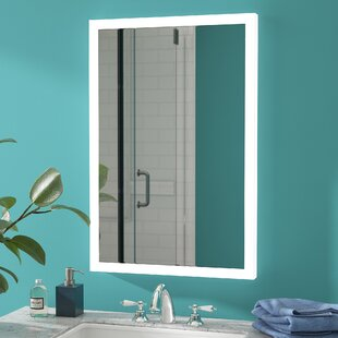 Led Lighted Mirror Wayfair