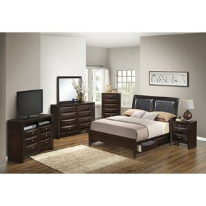 Medford Platform Configurable Bedroom Set