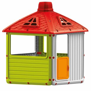 Kids Outdoor Play House Wayfaircouk