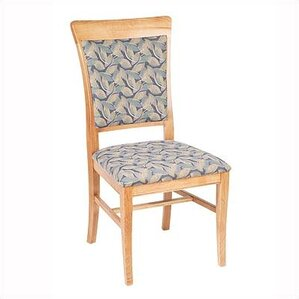 Remy Side Chair with Cushion by Holsag