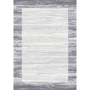 Eclipse Gray Area Rug
