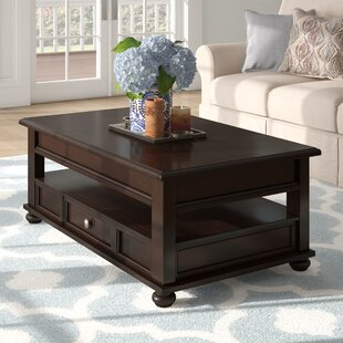 Gilmore Coffee Table With Lift Top