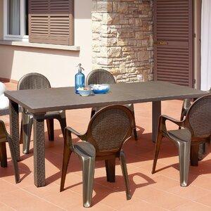 Ausziehbarer Gartentisch Triplo von SCAB