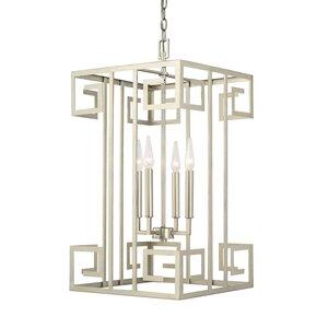 Isabela 4-Light Foyer Pendant