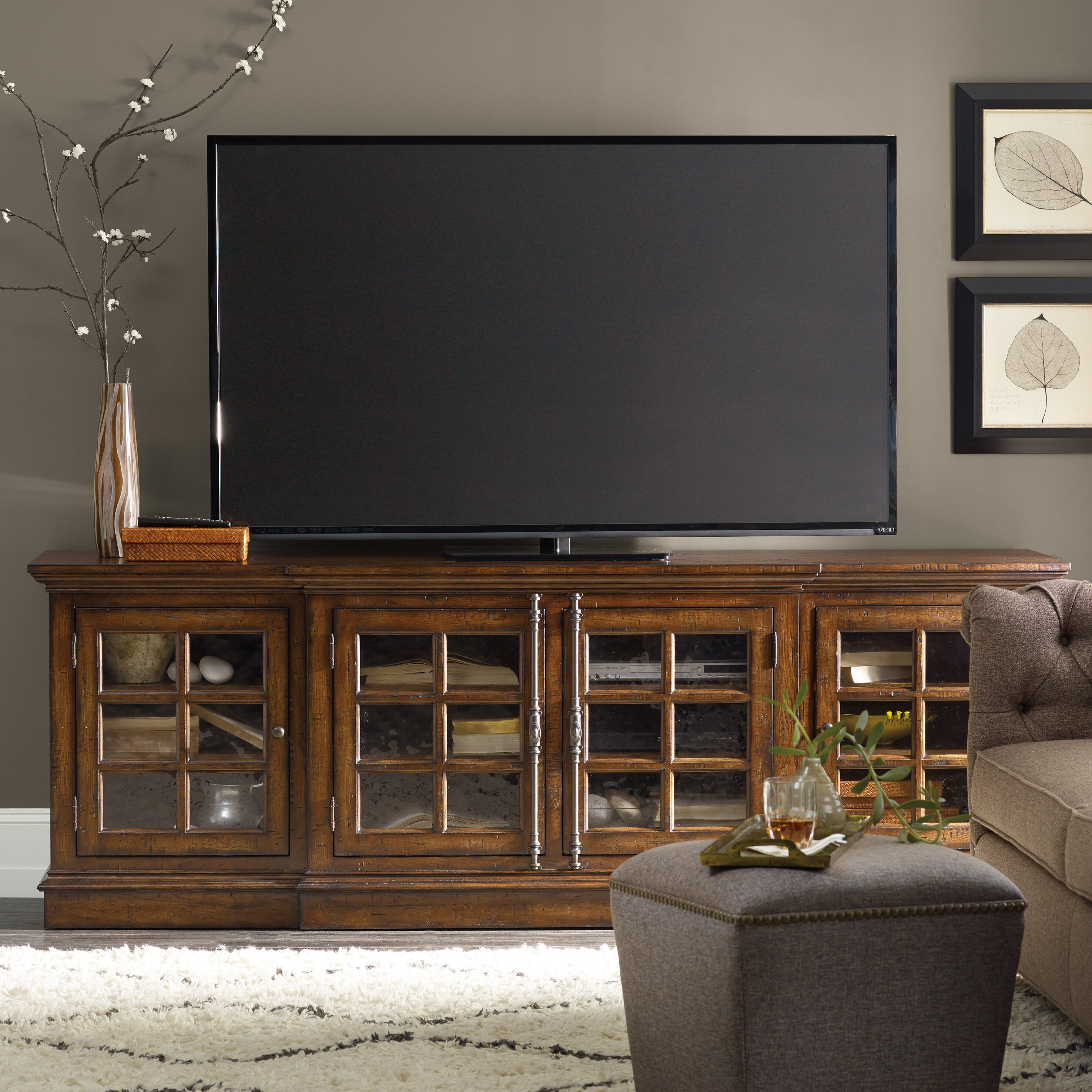 Hooker Furniture Brantley TV Stand For TVs Up To 70 Reviews