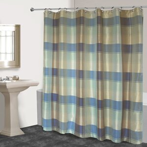 Plaid Shower Curtains You Ll Love Wayfair