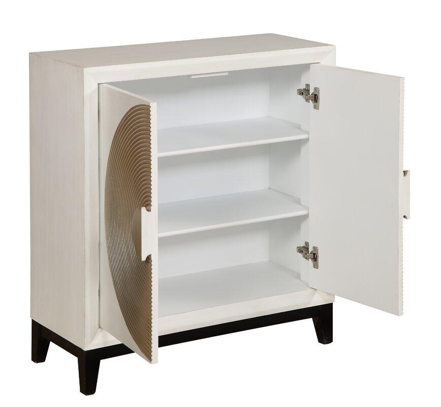 Marlette 2 Door Cabinet
