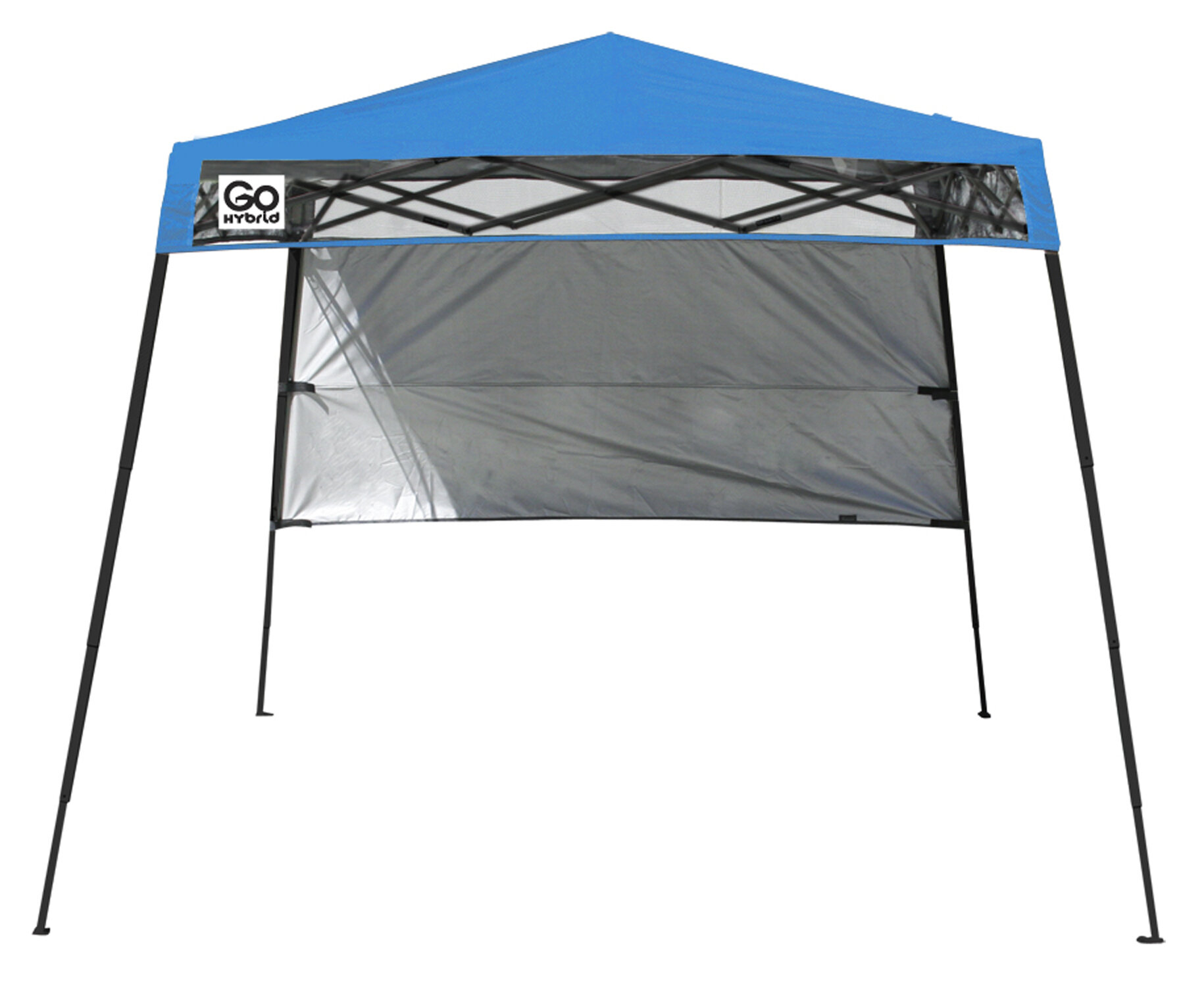 QuikShade Quik Shade 7 Ft. W x 7 Ft. D Steel Pop-Up Canopy u0026 Reviews | Wayfair  sc 1 st  Wayfair & QuikShade Quik Shade 7 Ft. W x 7 Ft. D Steel Pop-Up Canopy ...