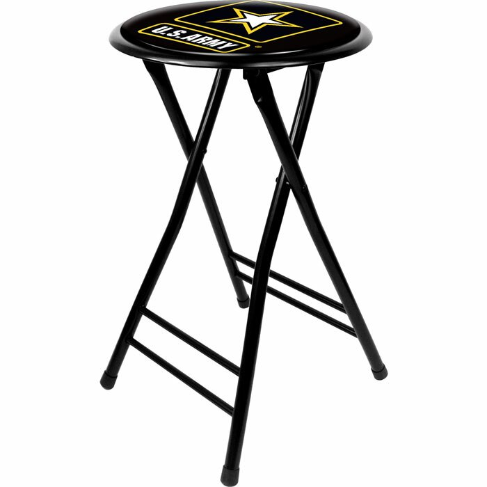 "U.S Army 24"" Bar Stool"