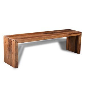 Emmerson Wood Bench by Timbergirl