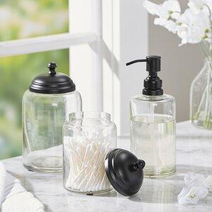 Glass Bathroom Accessories You Ll Love Wayfair