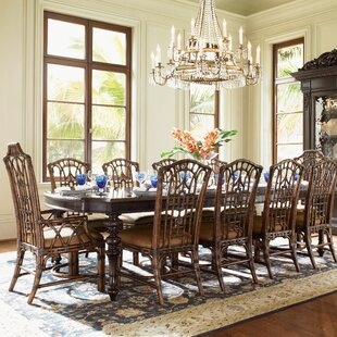 Royal Kahala Islands Edge 11 Piece Dining Set