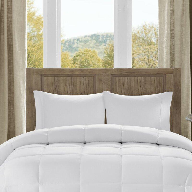 Bibb Home All Season Down Alternative Comforter & Reviews | Wayfair