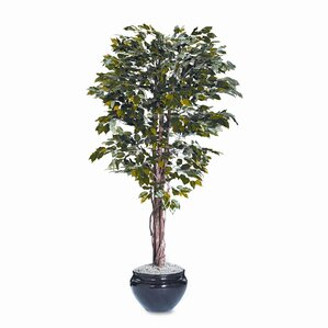 nudell artificial ficus tree