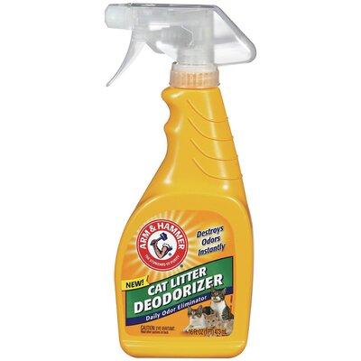 Cat Litter Deodorizing Spray (set Of 8) Arm & Hammer