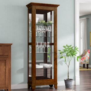 Monrovia Lighted Curio Cabinet