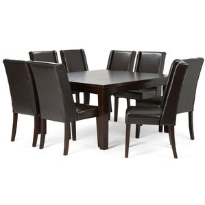Sotherby 9 Piece Dining Set by Simpli Home