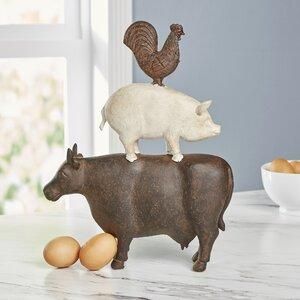 Animal Art Figurine