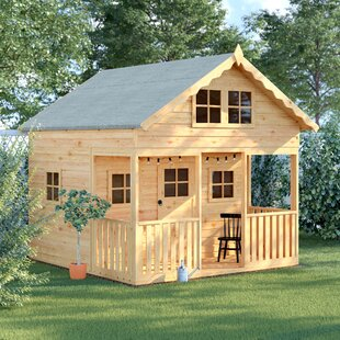 Wooden House For Kids