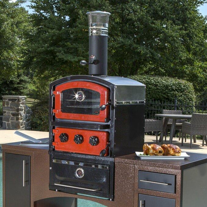 pizza ovens sku frnt1017 defaultname - Wood Fired Oven