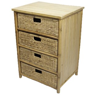 Cabinet With Basket Drawers Wayfair