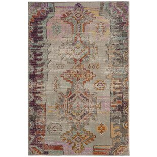 Jasper Light Gray Purple Area Rug