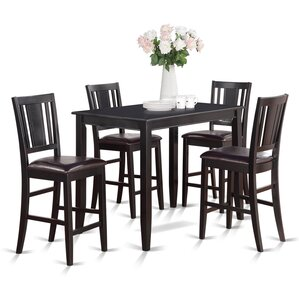 Black Kitchen Dining Room Sets You Ll Love Wayfair