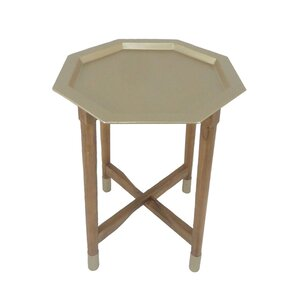 Reisinger Tray Top End Table by Varick Gallery