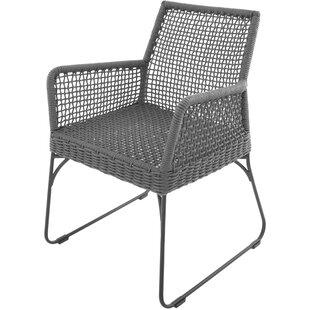 Modern & Contemporary Indoor Wicker Dining Chairs | AllModern