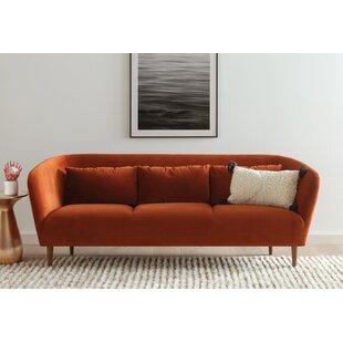 Rust Couch Wayfair