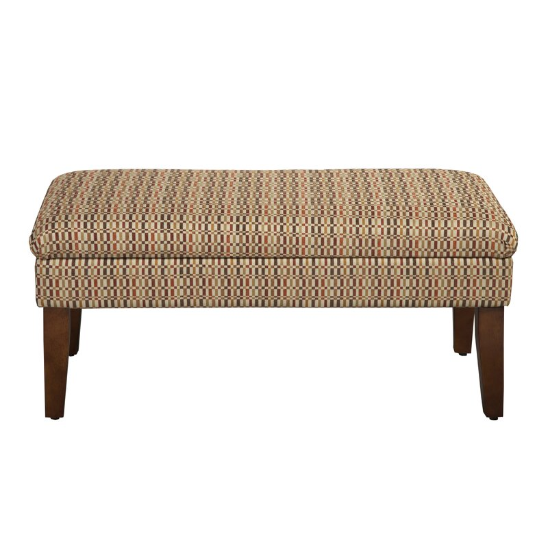 Superbe Birkett Decorative One Seat Bench With Storage