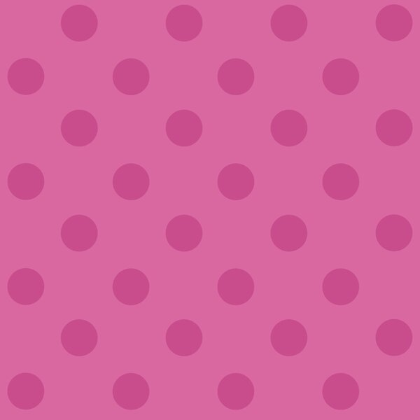 York Wallcoverings Walt Disney Kids II 33 X 205 Polka Dot Wallpaper