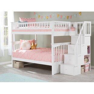 6bab120527af3 Abel Staircase Full Over Full Bunk Bed