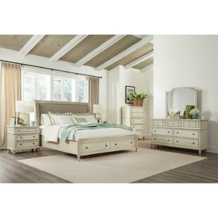 Bedroom Sets With Storage. Waverley Storage Platform Configurable Bedroom Set Sets  Birch Lane