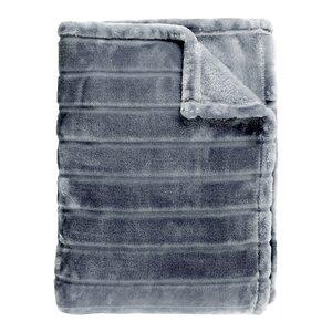Sculpted Bliss Velvet Blanket