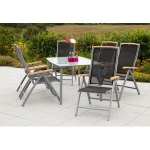 6-Sitzer Gartengarnitur Ole von Kampen Living