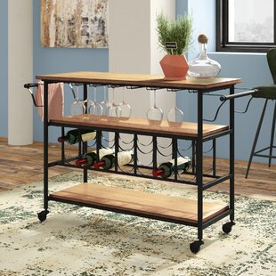 Adrienne Bar Cart