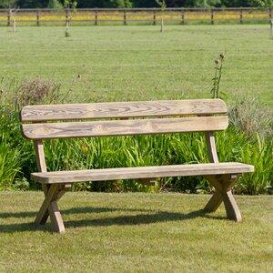 Gartenbank Harriet aus Holz von Zest 4 Leisure