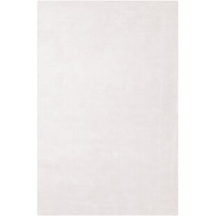 Searching for Mabel Hand Woven Viscose White Area Rug By Red Barrel Studio