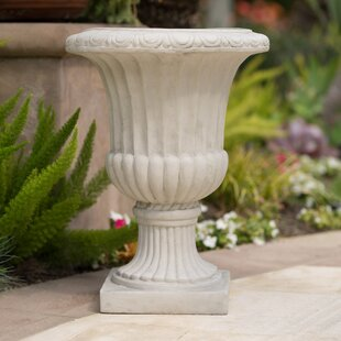 Italian Polystone Urn Planter