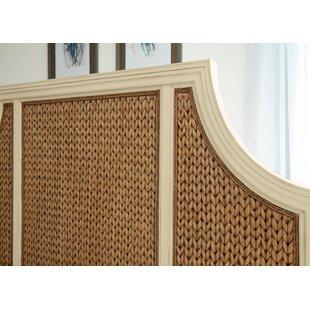 Bridge Hampton Woven Seagr Panel Headboard