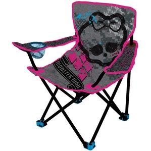 Charming Monster High Kids Beach Chair Nice Design